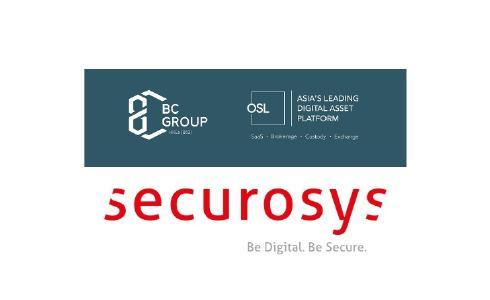 Securosys wird offizieller HSM-Provider für die OSL Digital Asset Platform