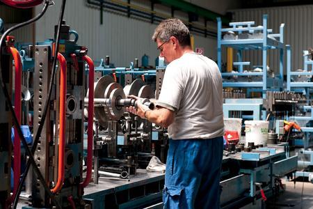 Produktion (Bildquelle: SALT Solutions GmbH)