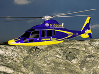 American Eurocopter Ships First EC155 for University of Michigan's Survival Flight Program to Metro Aviation for completion