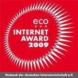 eyePlorer.com gewinnt eco Internet award für das beste Web portal