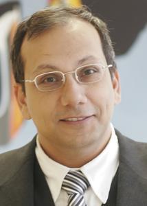 Aschraff El Ghayati, Vertriebsleiter Services, Magirus Deutschland GmbH