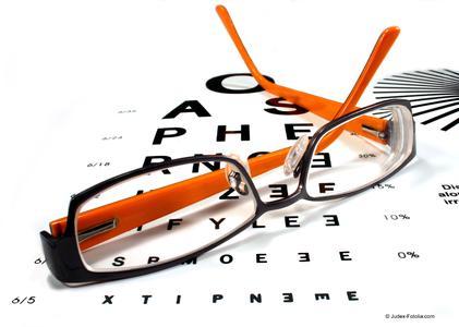 Durchblick Brille