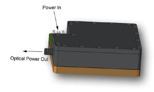 For Medical and Defense Applications: High Power Fiber Coupled Laser