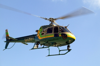 Los Angeles County Sheriff's Department Purchases 12 Eurocopter AS350 B2 Helicopters
