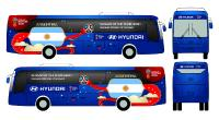 """Be there with Hyundai"" Kampagne zur FIFA WM 2018™ in Russland"