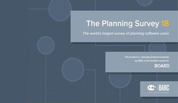 BARC The Planning Survey 18