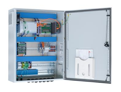 Q.reader data logger and Power plant controller