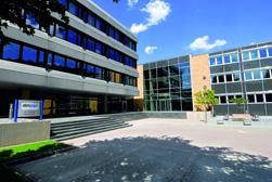 ebm-papst Zentrale in Mulfingen (BW)