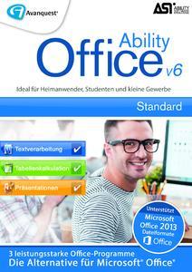 Das günstige Office für den Start: Ability Office v6