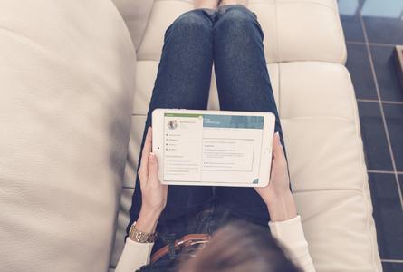 Neu: Online-Kurs für pflegende Angehörige