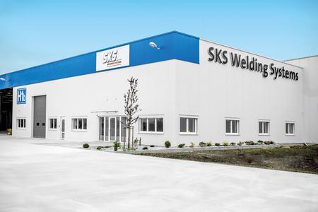 In größeren, funktionsgerecht gestalteten Räumen in Mladá Boleslav betreut die SKS Welding Systems s.r.o. in Tschechien ihre Kunden und bietet ihnen ein umfangreiches Leistungsspektrum