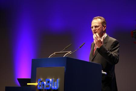 Dr. Wolfgang Bruder, Vorstandsvorsitzender der EnBW Regional AG