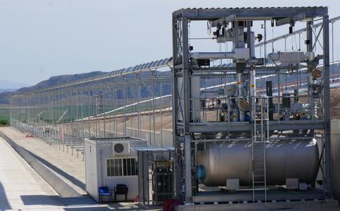 The new direct molten salt demonstration plant from Novatec Solar and BASF