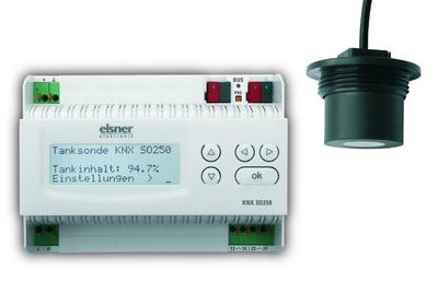 Auswertegerät und Ultraschall-Sonde (Bild: Elsner Elektronik)