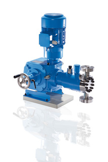 New piston diaphragm pumps of the model series 5