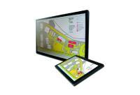 Das digitale Brandmeldetableau BMT-DIG von re'graph sorgt in Feuerwehr-Anlaufstationen für eine schnelle Information der Einsatzleitung.