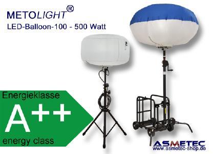 METOLIGHT LED-Ballon-Leuchten