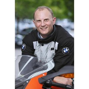 Adrian Roderick, General Manager, BMW Motorrad UK