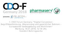 CDO-Forum Marburg