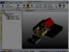 RxHighlight zeigt eine ifc-/BIM-Anwendung
