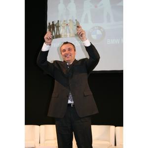 SCM Award -Klaus Allisat, Leiter Materialwirtschaft BMW Motorrad
