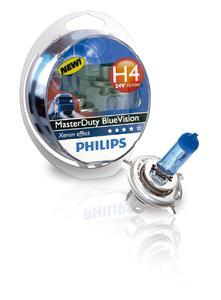 Unverwechselbarer Touch für Nutzfahrzeuge mit der MasterDuty BlueVision