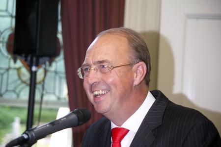 Jan Gelderland (60), mit Wirkung vom 1. Januar 2018 CEO der Ertsoverslagbedrijf Europoort C. V. (EECV)