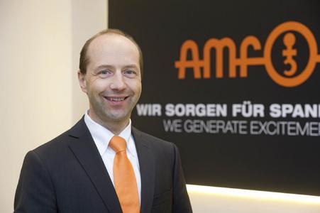 """""""Mit innovativen Produkten wollen wir den Zukunftsmarkt mitprägen."""" Johannes Maier, geschäftsführender Gesellschafter der Andreas Maier GmbH & Co. KG (AMF)."""