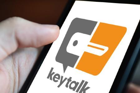 Die Keytalk App installiert Zertifikate automatisch auf Smartphone, PC oder Tablet.