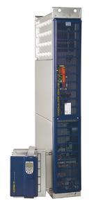 Die wassergekühlten Frequenzumrichter CFW11W erlauben selbst bei niedrigen Drehzahlen hohe Drehmomente