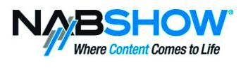 NAB Show 2014: Where content comes to life