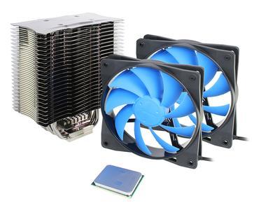 AMD Phenom II X6 1055T 'Gebirgsjaeger Edition'
