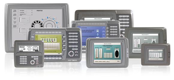 Beijer Electronics' E1000 series operator panels