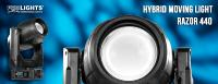 PROLIGHTS RAZOR 440 - Hybrid Moving Light