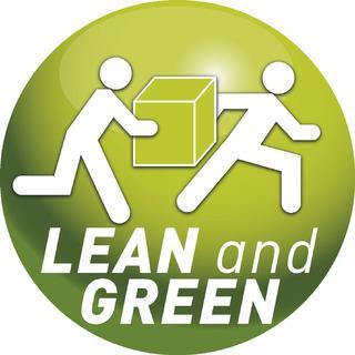 CHEP Logo Lean and Green