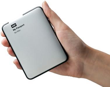 Western Digital: Hohe Performance und schlankes Design für My Passport Studio und My Passport for Mac