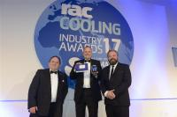 RAC Cooling Industry Award 2017