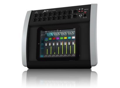 Behringer X18 Digital Mixer Embraces Tablet Portability