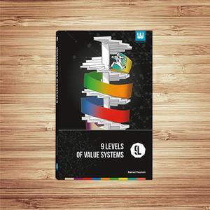 Das neue Buch '9 Levels of Value Systems' von Rainer Krumm