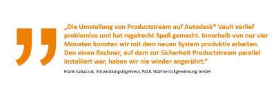 Kundenfazit zum Projekt PAUL Wärmerückgewinnung