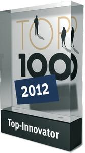 Der TOP 100 Preis an secova