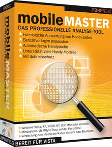 Beweissicherung Durch Auslesen Von Daten Wie SMS Nachrichten Anruflisten Oder Telefonbucher Mit Mobile Master