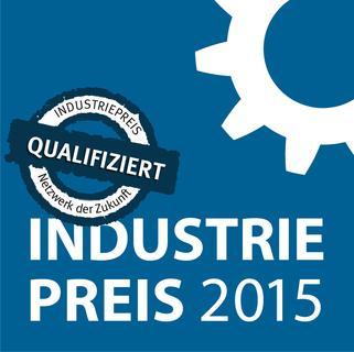 Industriepreis 2015 - ViscoTec ist qualifiziert! - PresseBox (Pressemitteilung)