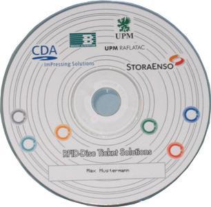 RFID Disc