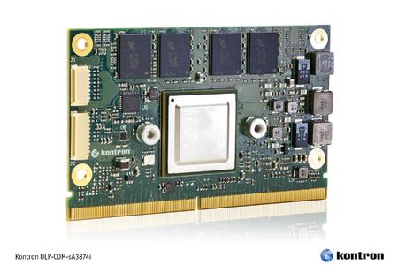 Kontron ARM® Cortex™ A8 ULP-COM-sA3874i module family