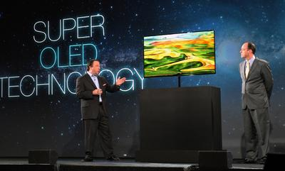 Samsung Smart TV 2012. Smart Content, Smart Interaction und Smart Evolution