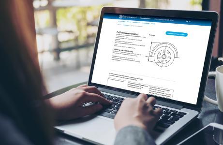 Auf dem ZF Aftermarket Portal stehen Einbauanleitungen und viele weitere technische Informationen zu den Produkten von ZF, Lemförder, Sachs, und TRW bereit