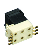 ITW-ERG SMD Switchable Jumpers Securely Switch PCB Track Signals with Positive Contact Action