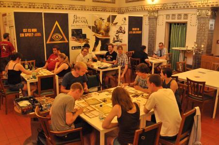 Bad Nauheim spielt vom 16. bis 18. Juni (3)