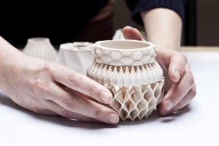 Filigrane Strukturen aus dem 3D-Drucker